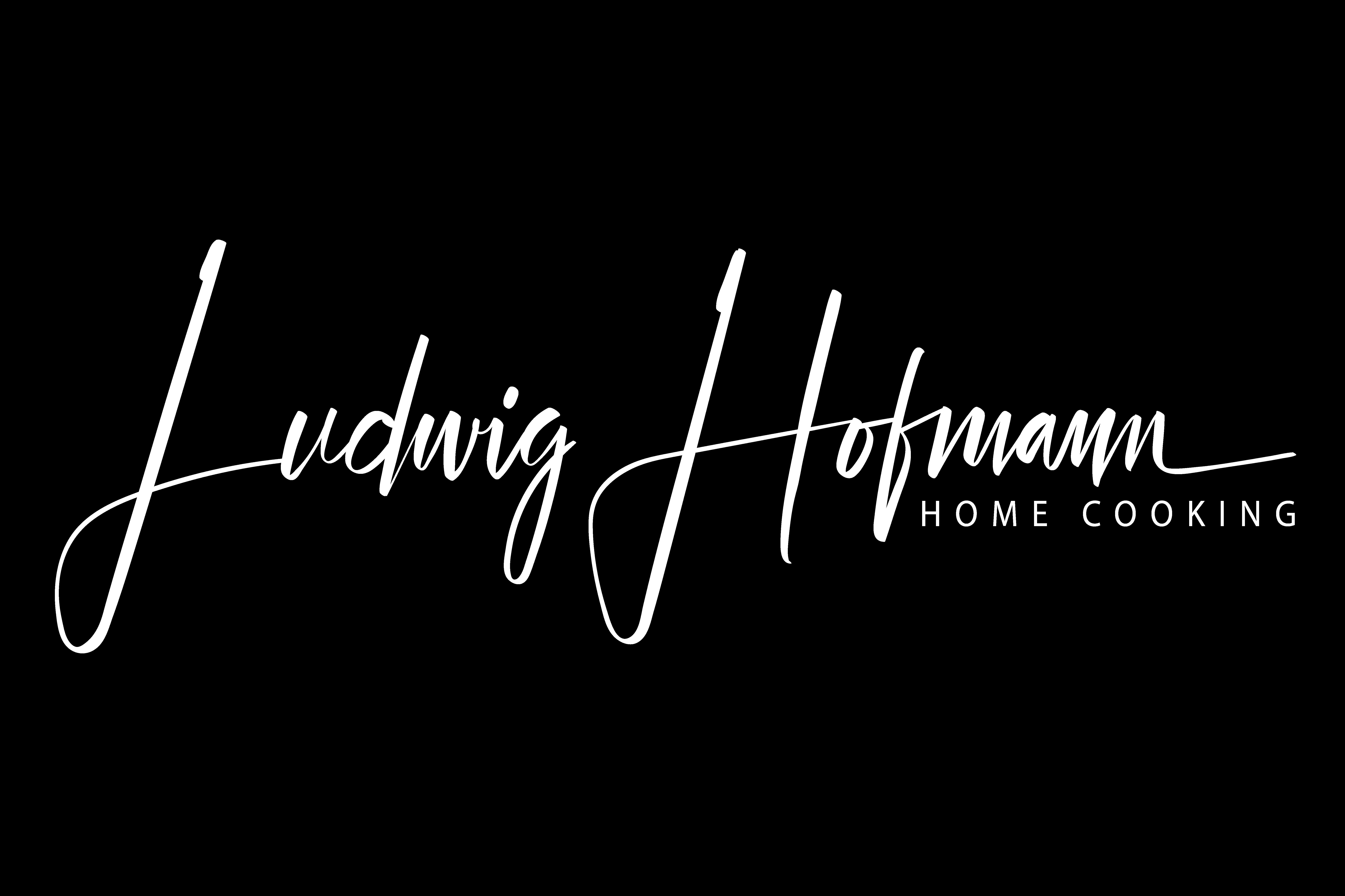 Home Cooking mit Ludwig Hofmann